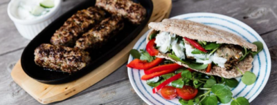 Турецкие кёфты из разного вида мяса
